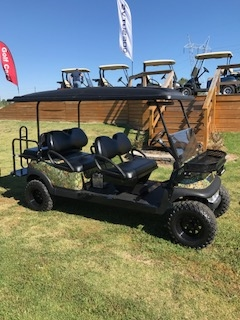 2013 Camo Stretch Cart 6-Seater Stretch Golf Cart Cover on courtesy cart, stretch jaguar 2014, stretch money, black cart,